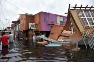 Monsterorkaan Maria heeft op Puerto Rico verschrikkelijk huisgehouden.