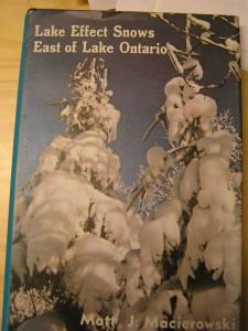 Boekje Lake Effect Snow van Matt Macierowski