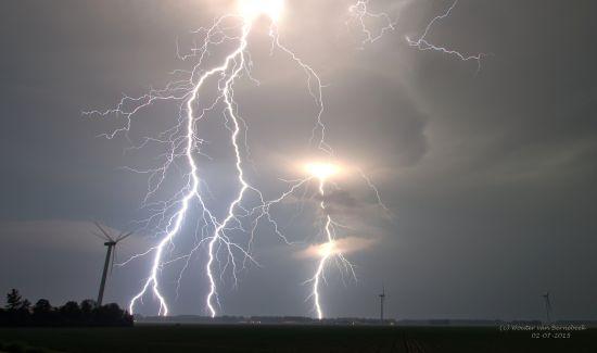 Hevig onweer