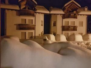 In de bergen rond Serfaus is 65 cm sneeuw gevallen. De foto is uit Schnalstal (bron: Benjamin Kiem).